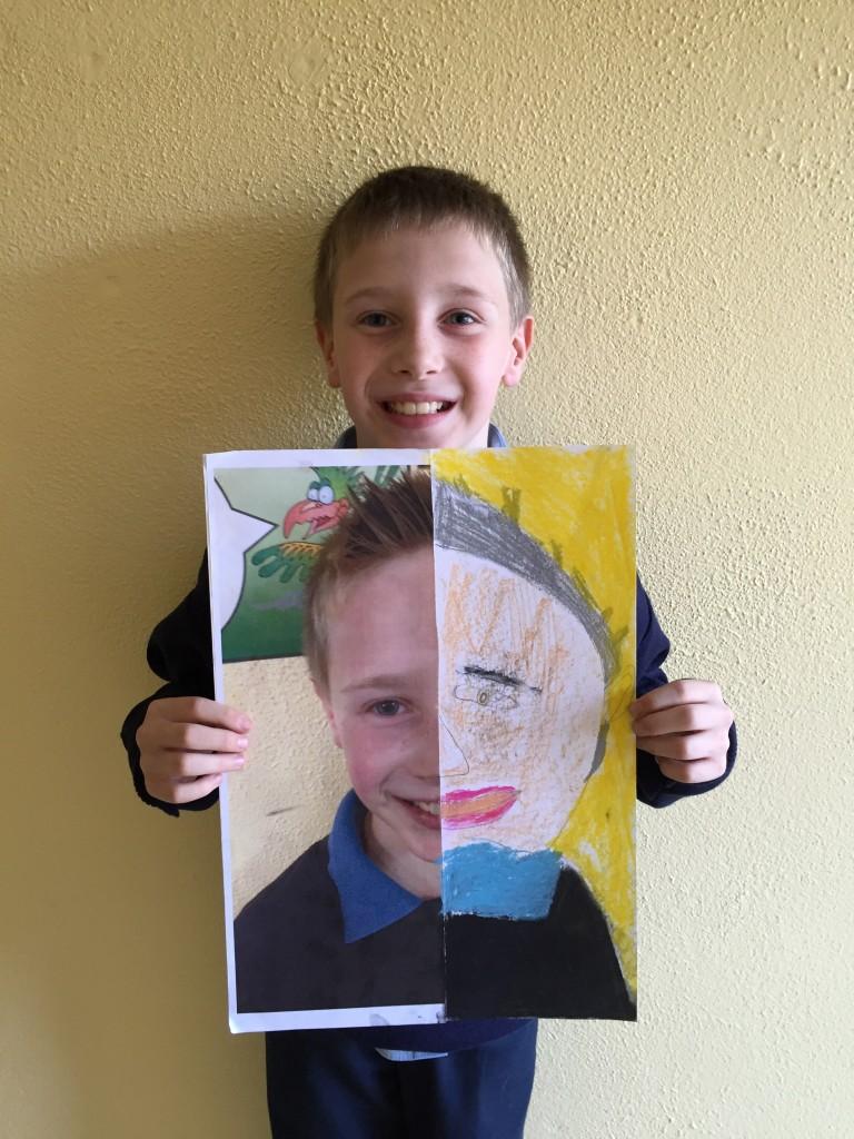 Self Portraits 002