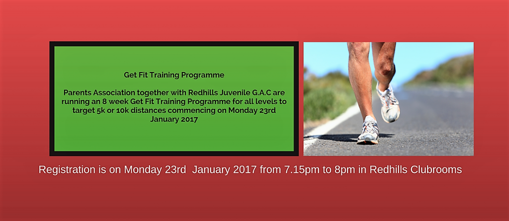 Get Fit Training Programme