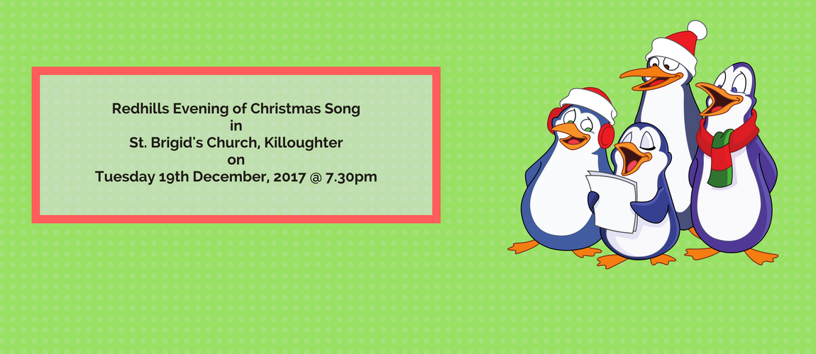Evening of Christmas Song 2017