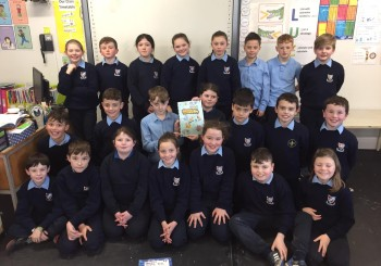 3rd and 4th class wrote a book
