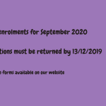 Enrol 2020