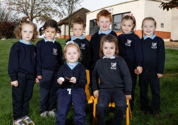 Welcome to the new Junior Infants