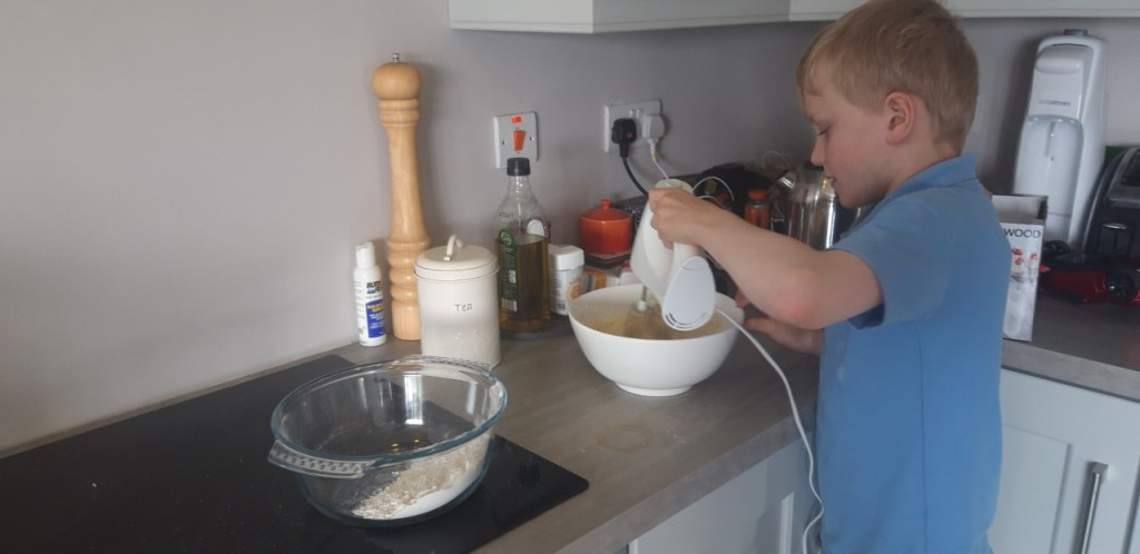 Cillian - Baking