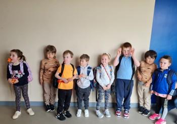 STARS Infants school tour.