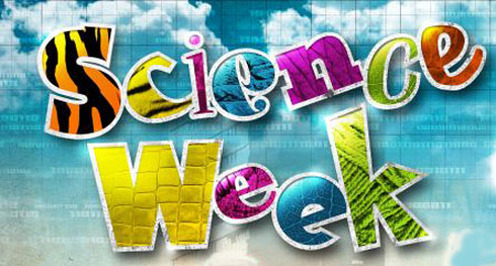 Image result for science week  banner
